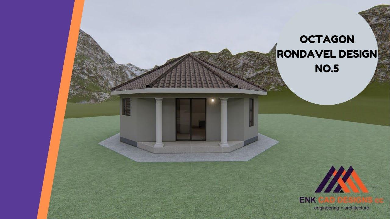 Modern Free Rondavel House Plans Pdf