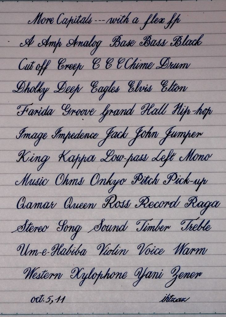 Mono Cursive Handwriting Practice Pdf