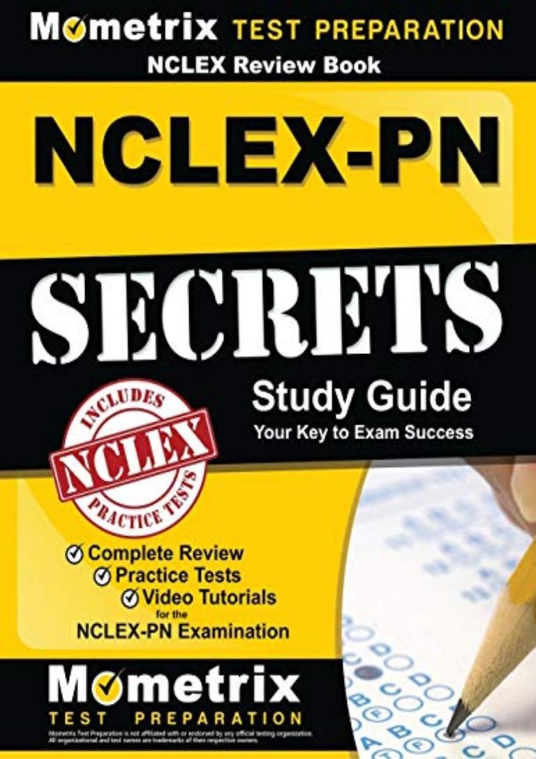 Nclex Pn Study Guide Pdf