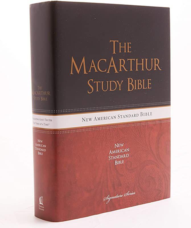 New American Standard Bible Pdf Free