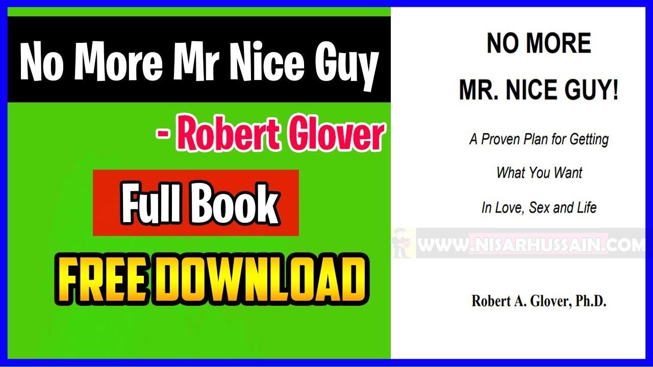No More Mr Nice Guy Book Pdf Download