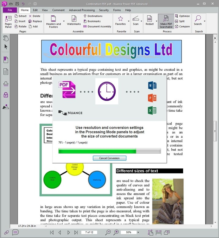 Nuance Pdf Editor Review