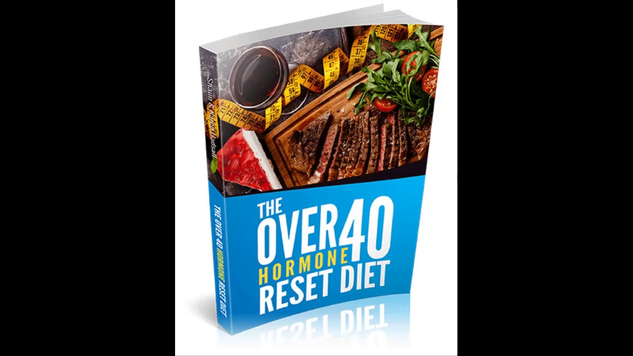 Over 40 Hormone Reset Diet Pdf