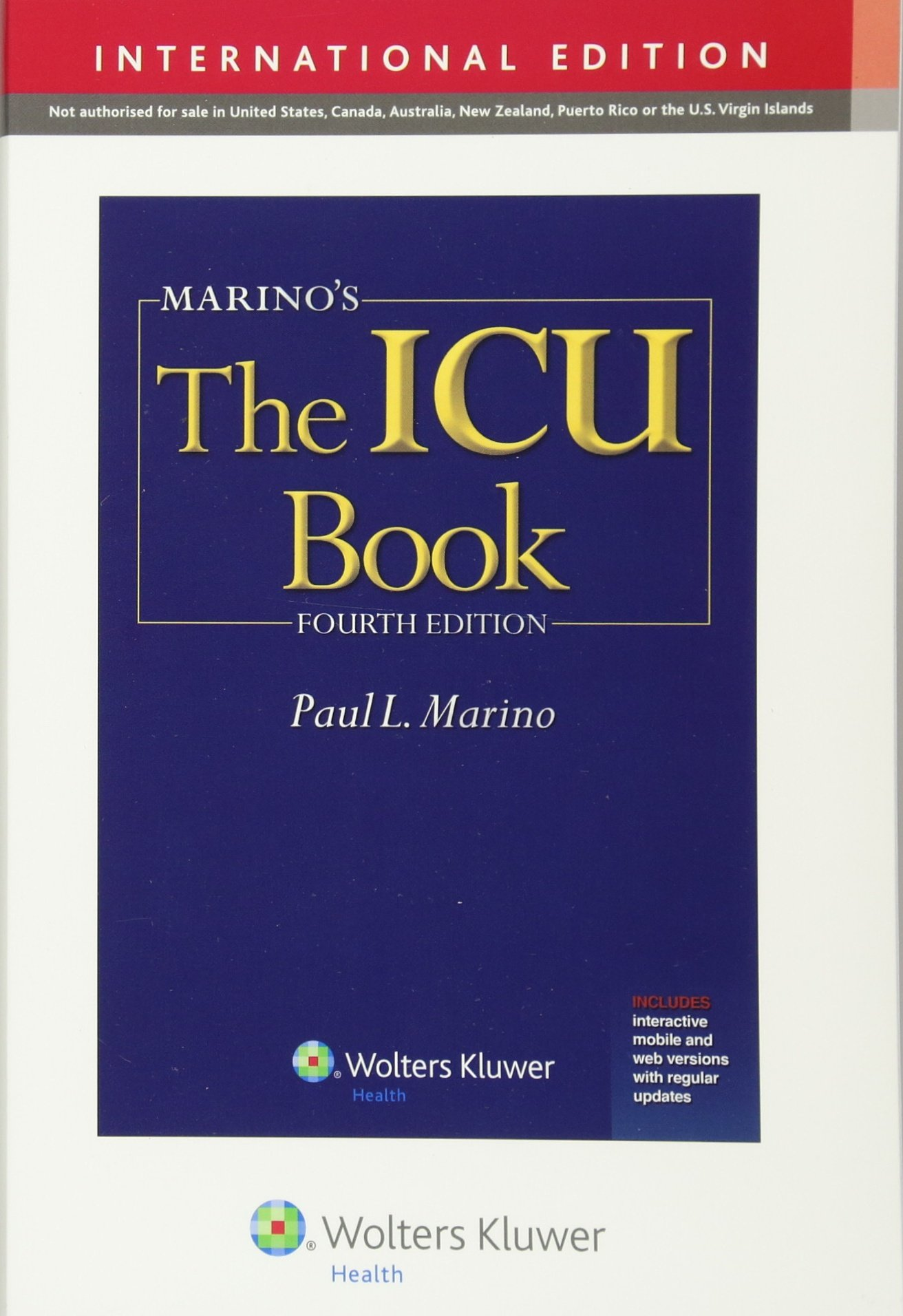 Paul Marino Icu Book Pdf