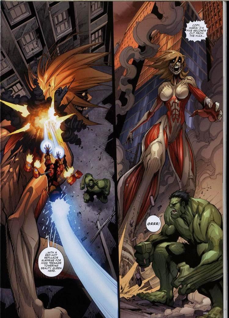 Pdf Comics De Marvel En Español