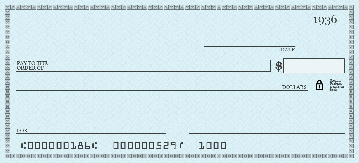 Pdf Printable Free Blank Check Template Word Document