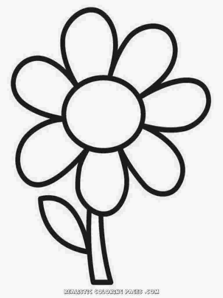 Pdf Rose Flower Coloring Pages