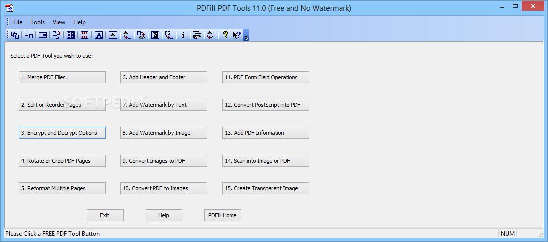 Pdfill Pdf Tools Download