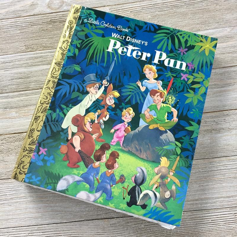 Peter Pan Book Pdf