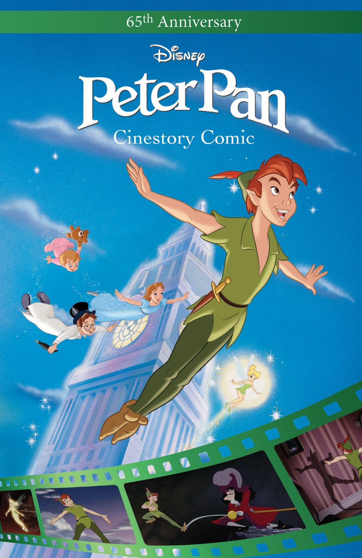 Peter Pan Disney Book Pdf