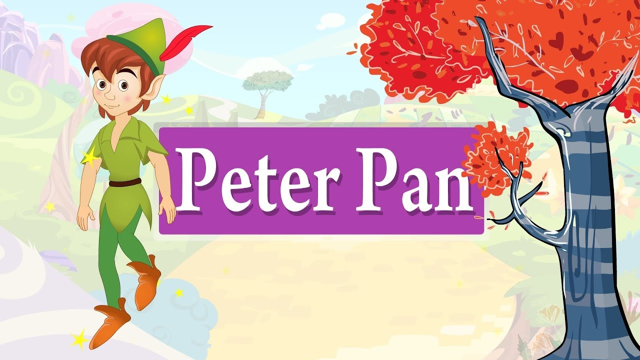 Peter Pan Picture Book Pdf
