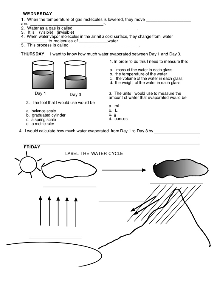 Phet States Of Matter Worksheet Pdf Answers