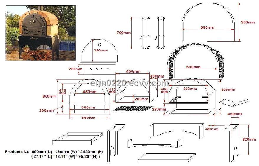 Pompeii Pizza Oven Plans Pdf