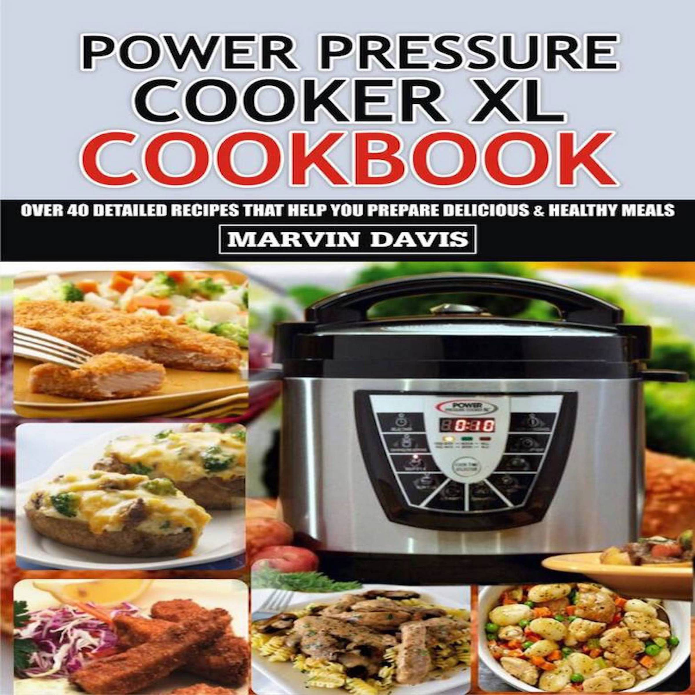 Power Pressure Cooker Xl Recipe Book Pdf
