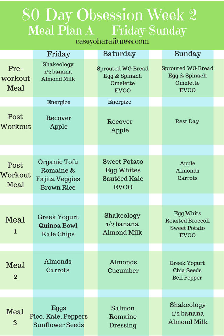 Printable Pescatarian Meal Plan Pdf