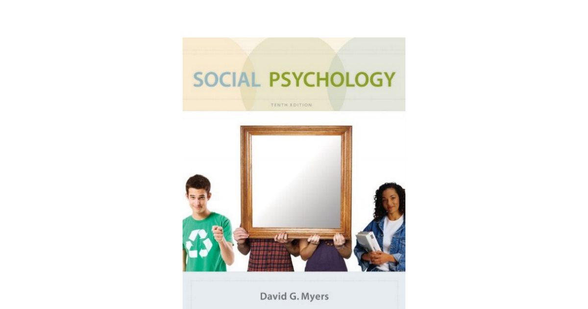 Psychology 10th Edition Myers Pdf