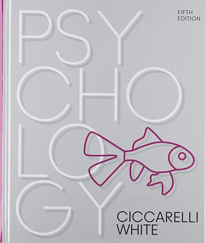 Psychology 5th Edition Ciccarelli Pdf