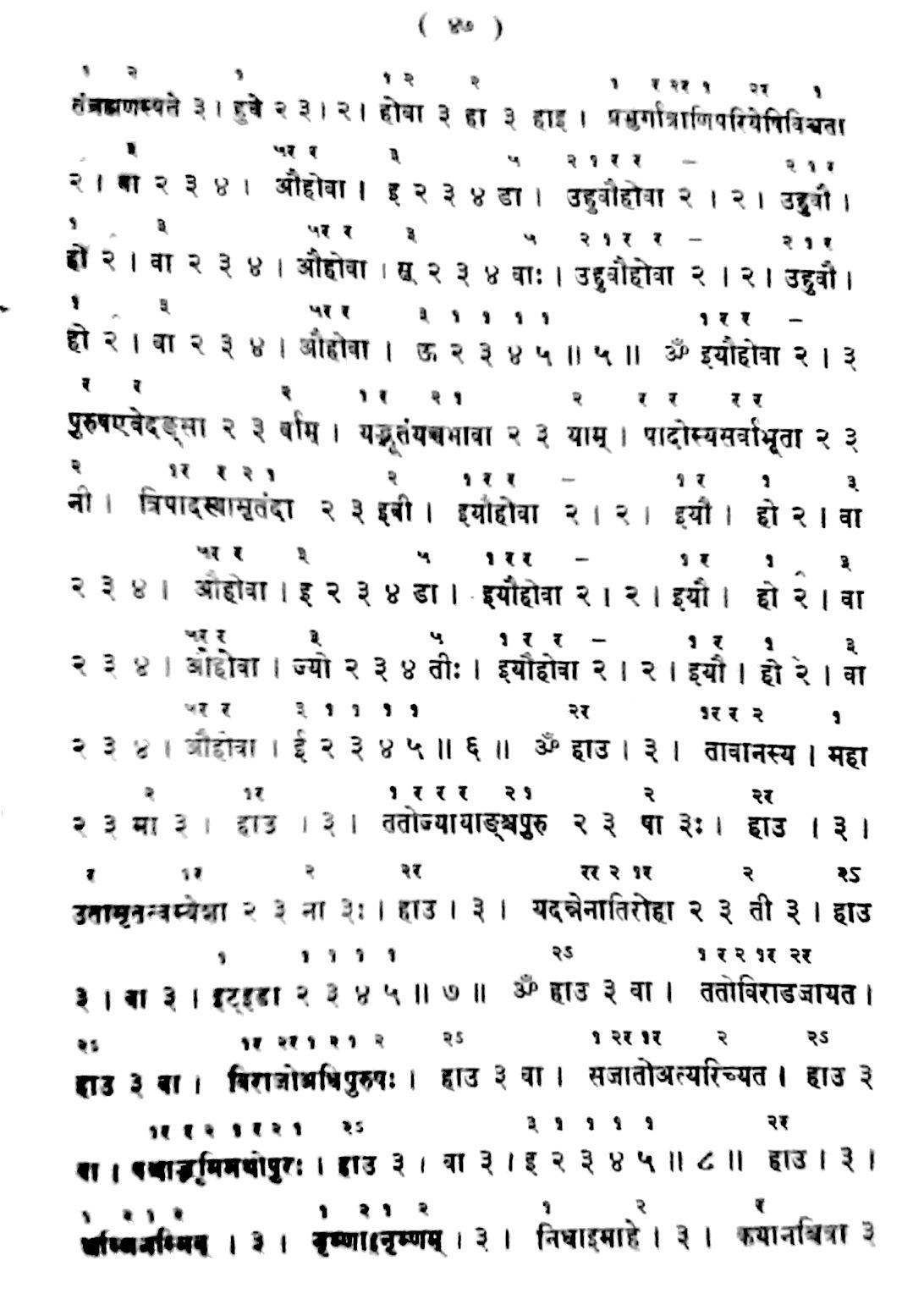Purusha Suktam Pdf Sanskrit