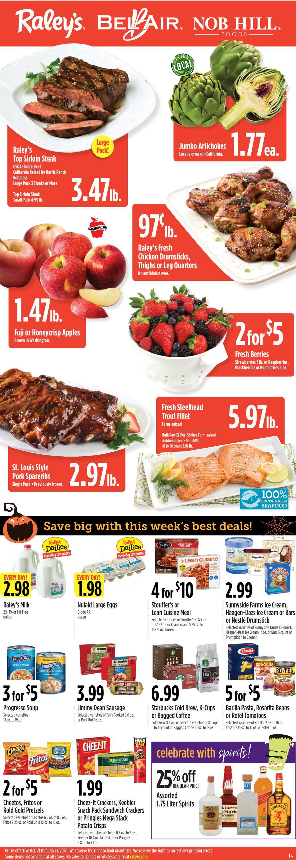 Raleys Weekly Ad Pdf