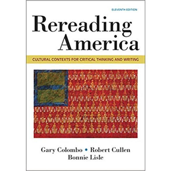 Rereading America 11th Edition Pdf Free