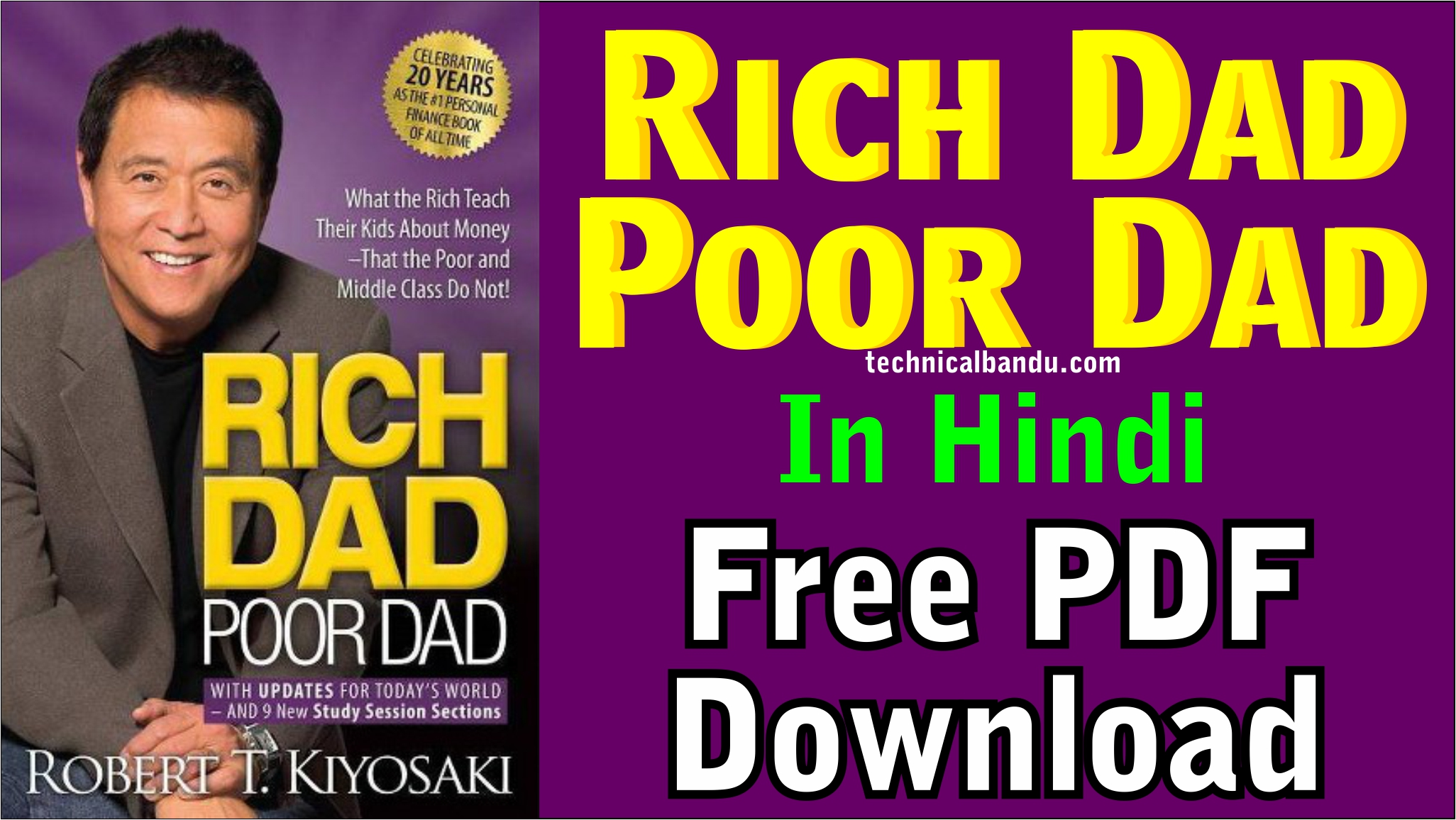 Rich Dad's Guide To Investing Pdf In Hindi