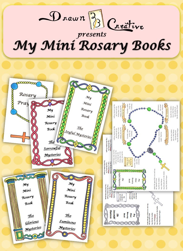 Rosary Booklet Printable Pdf