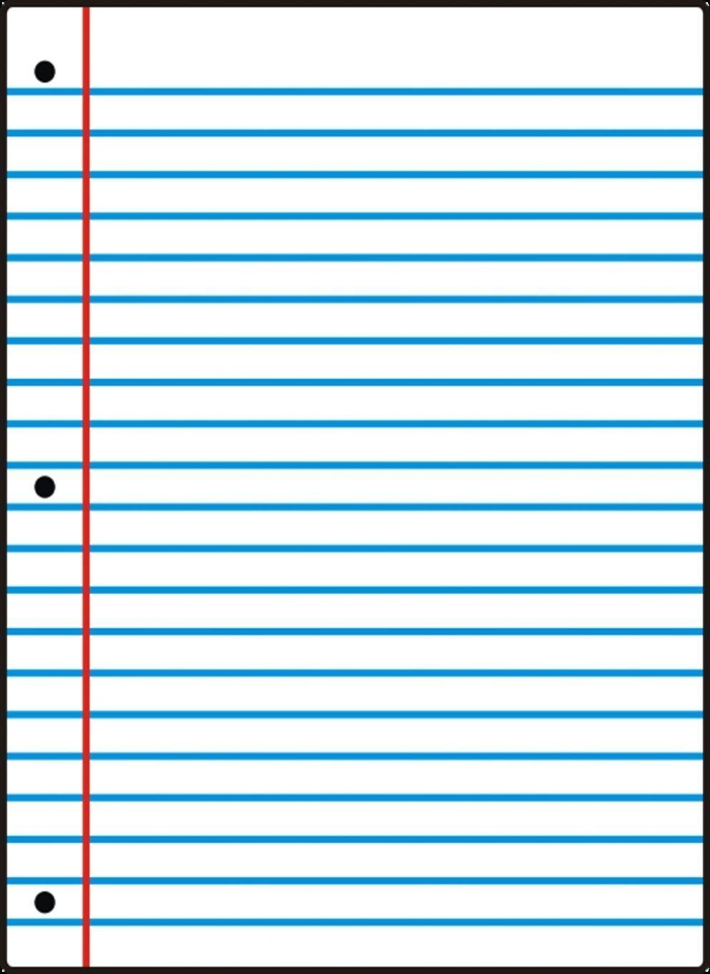 Ruled Paper Pdf