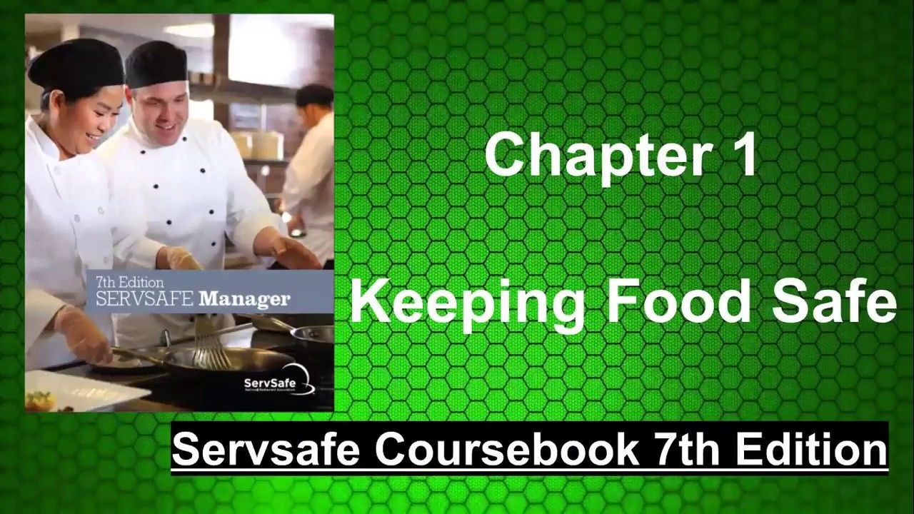 Servsafe Coursebook 7th Edition Pdf