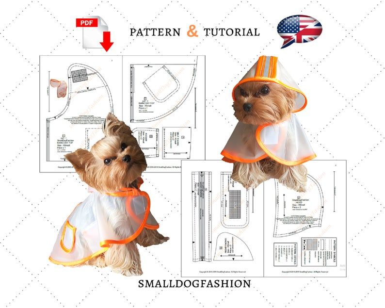 Small Dog Dog Coat Pattern Pdf