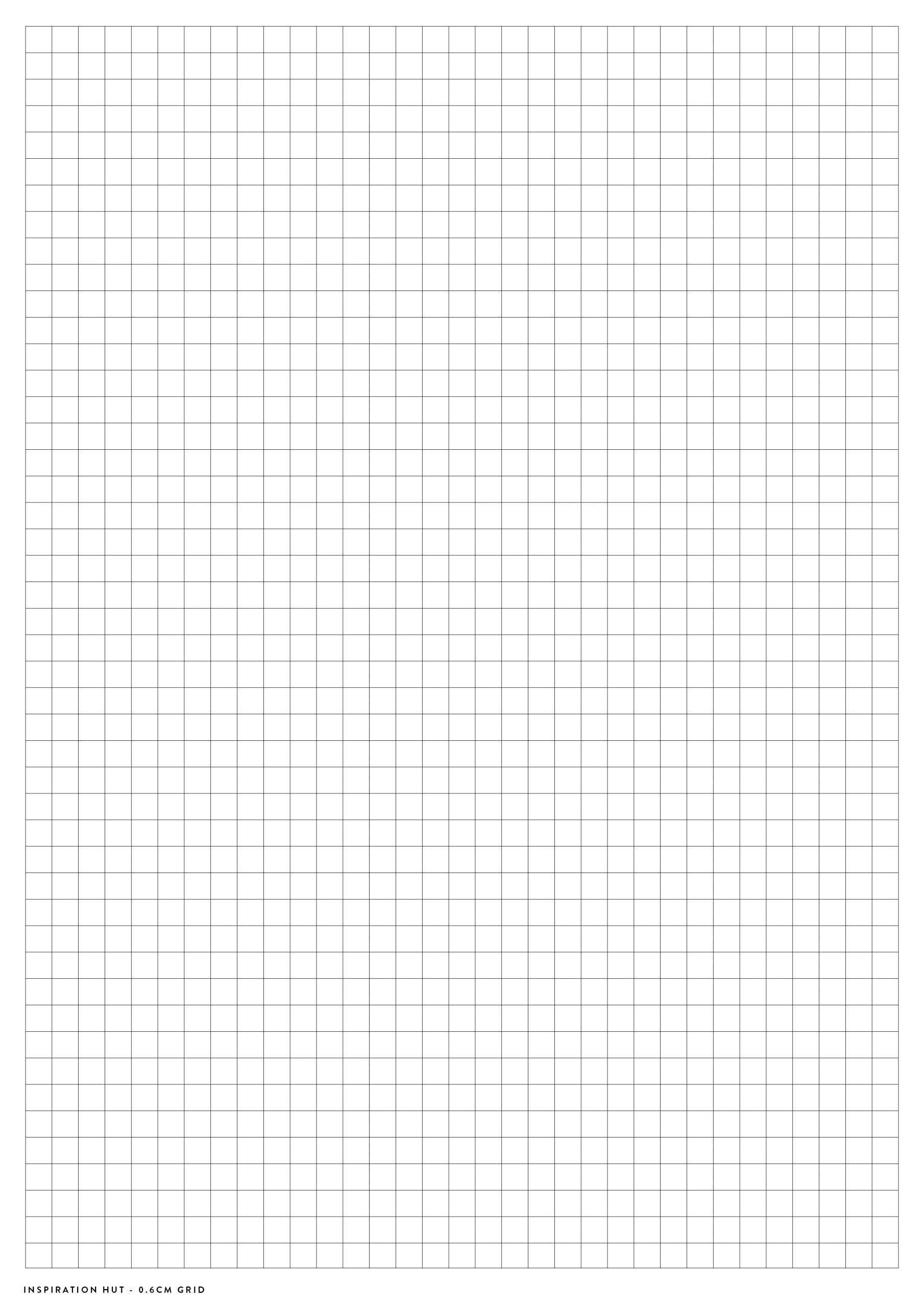 Square Ruled Paper Pdf
