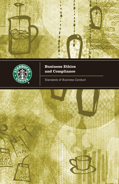 Starbucks Employee Handbook Pdf