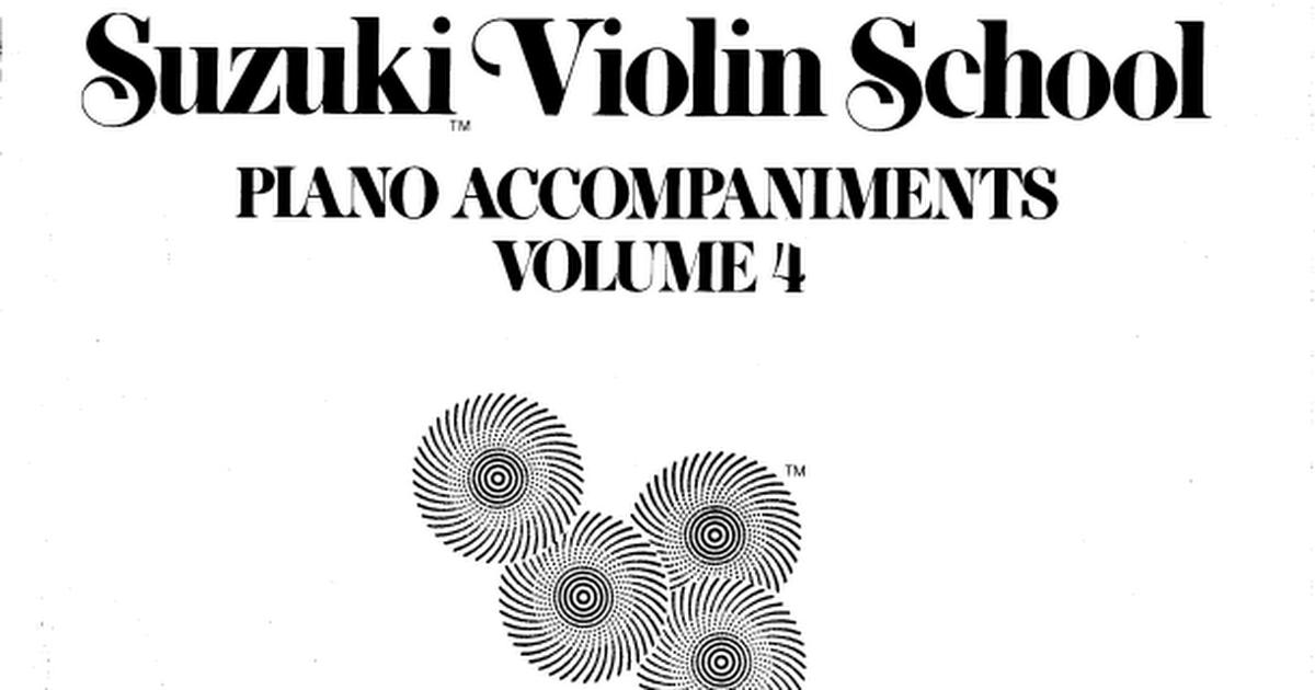 Suzuki Violin Book 3 Pdf Google Drive