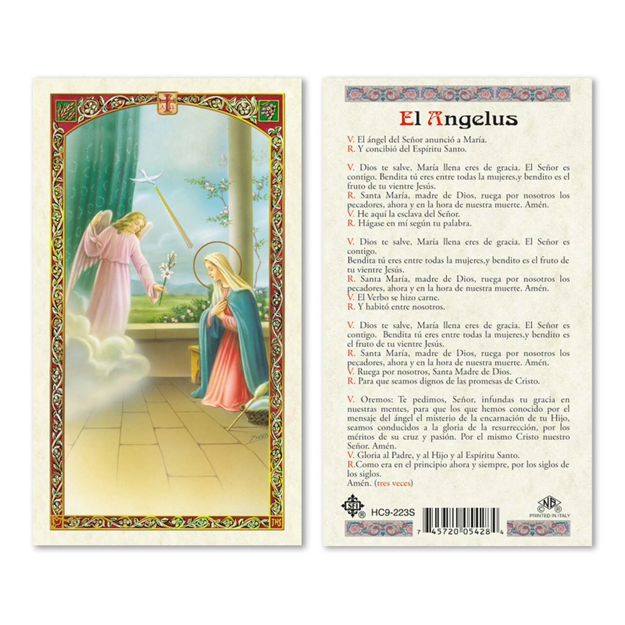 The Angelus Prayer Pdf