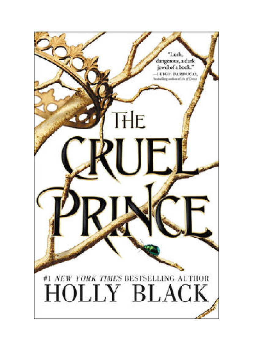 The Cruel Prince Pdf Download