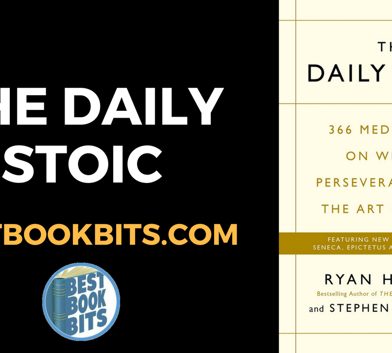 The Daily Stoic Pdf
