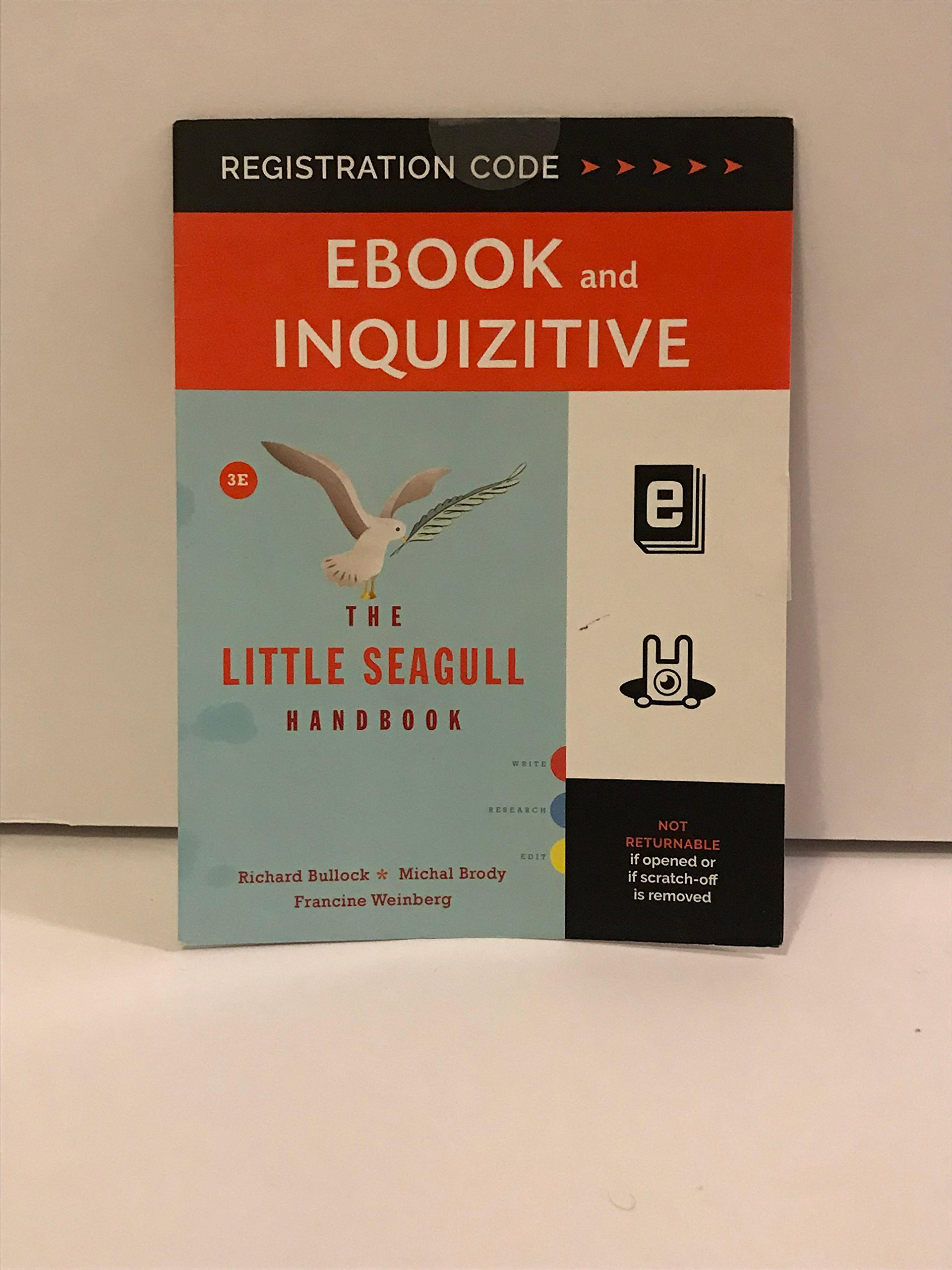 The Little Seagull Handbook 3rd Edition Pdf Free