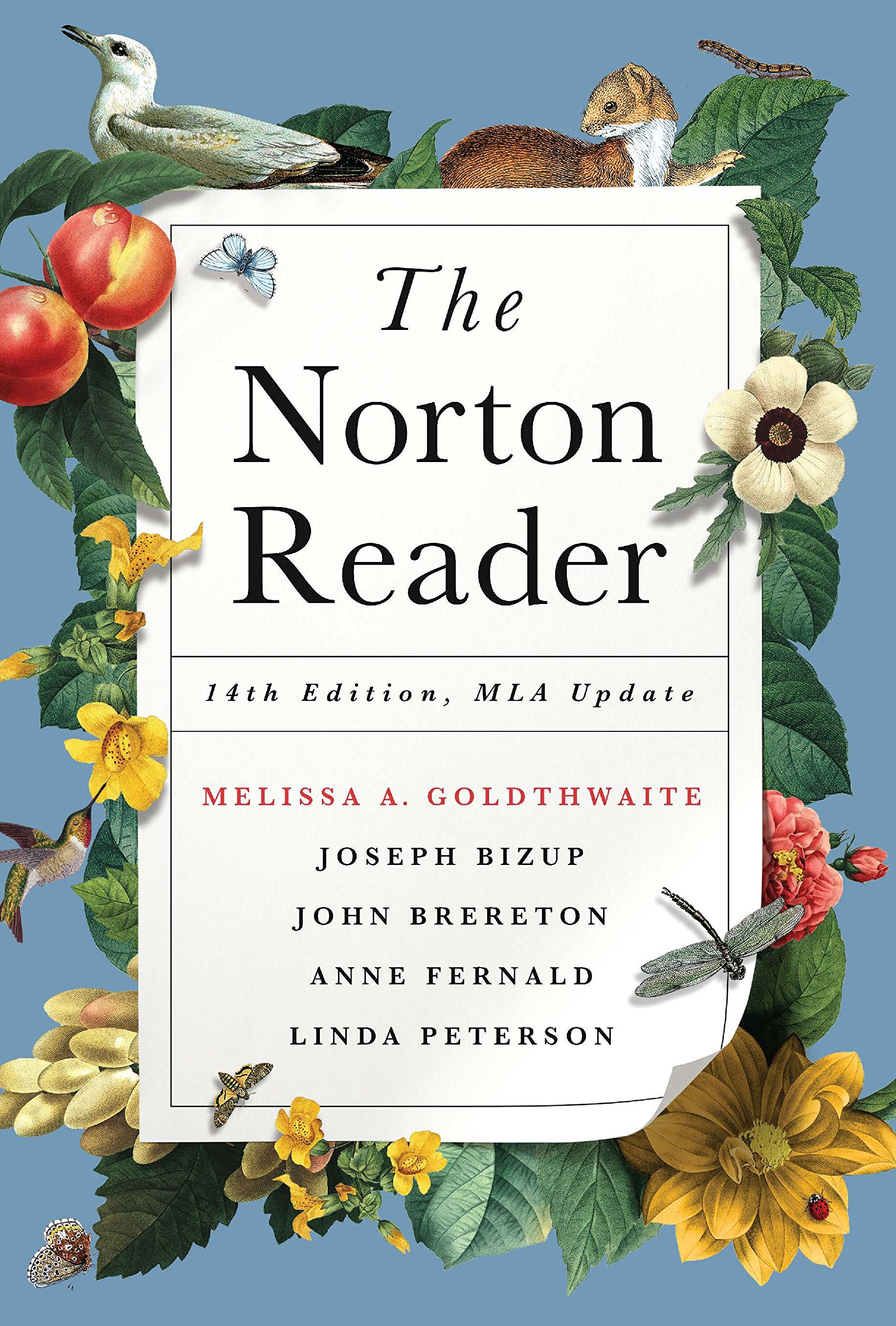 The Norton Reader 14th Edition Pdf