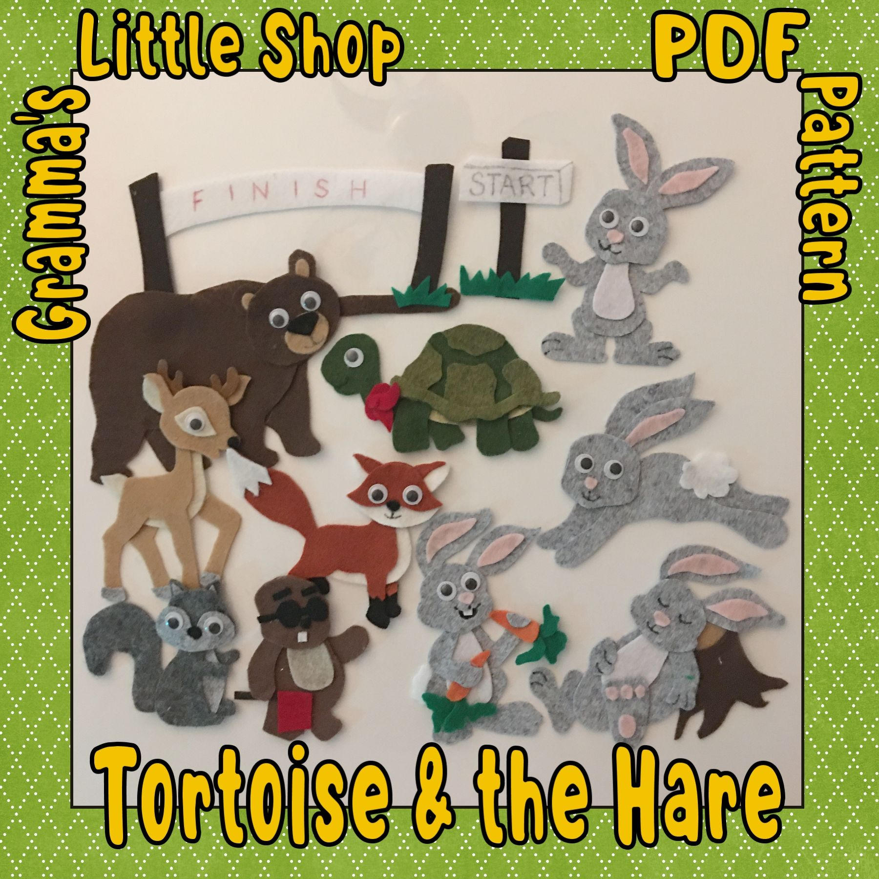 The Tortoise And The Hare Story Pdf