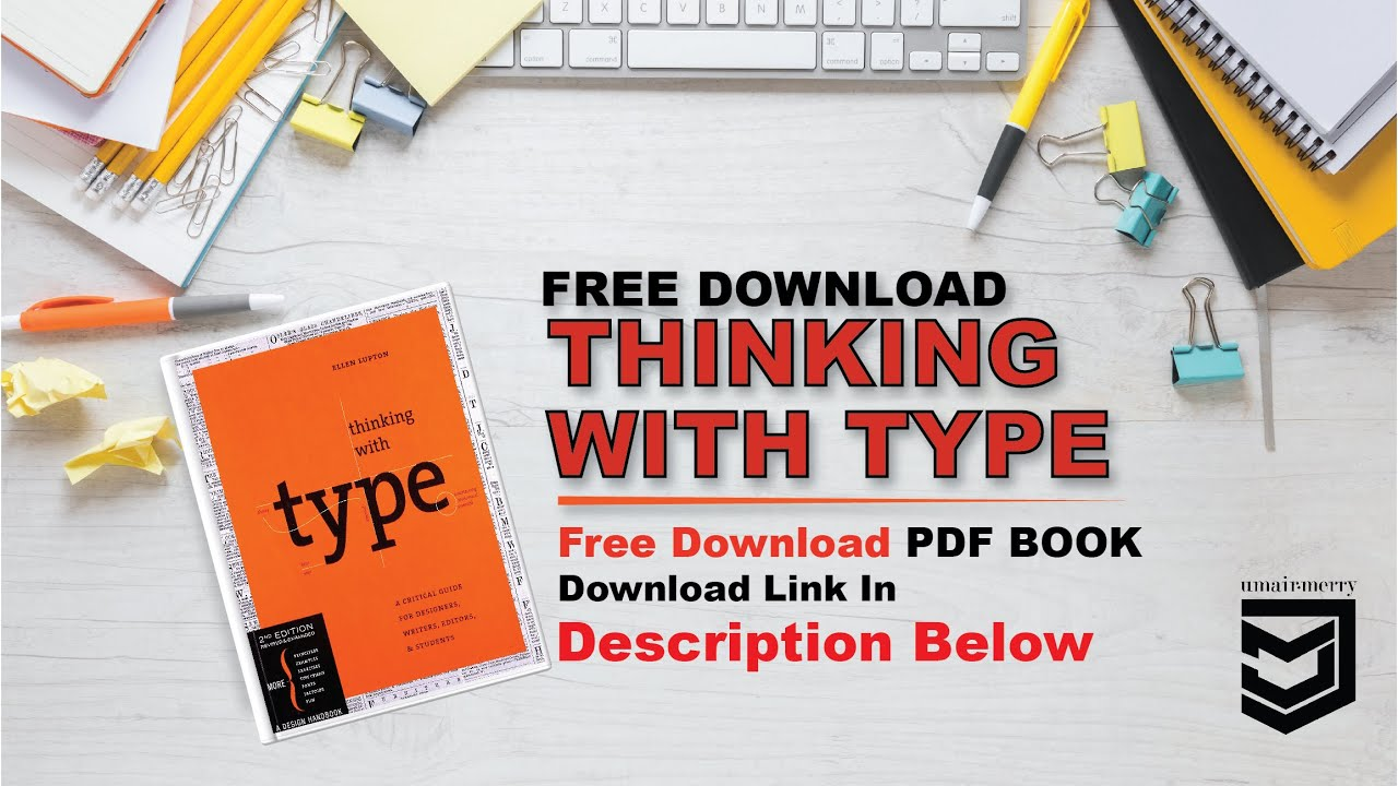 Thinking With Type Pdf Download