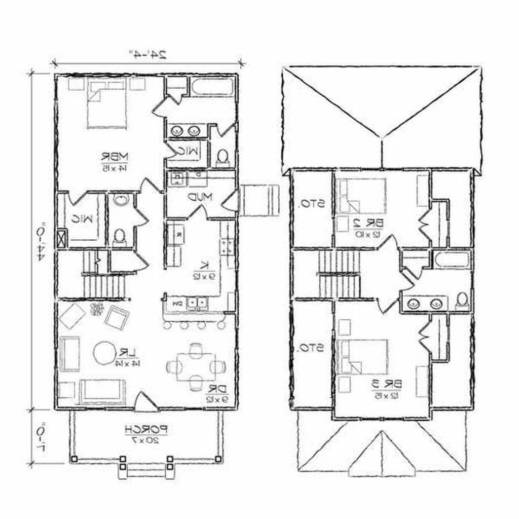 Tiny House Floor Plans Pdf