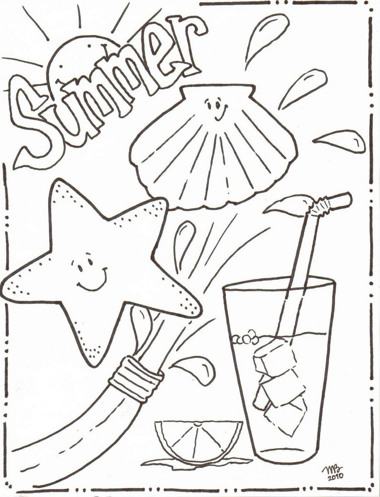 Toddler Coloring Book For Kids Pdf