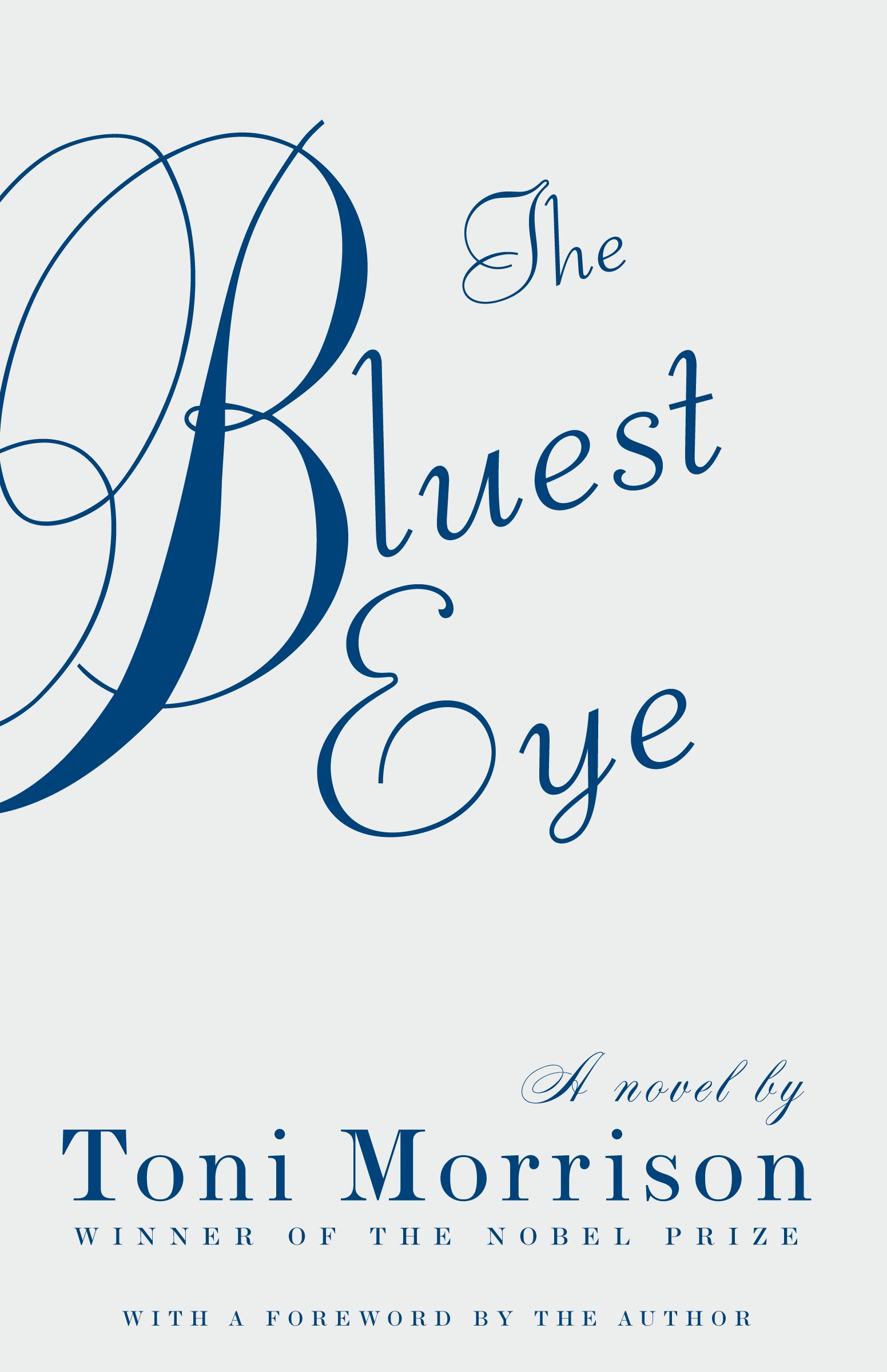 Toni Morrison The Bluest Eye Pdf