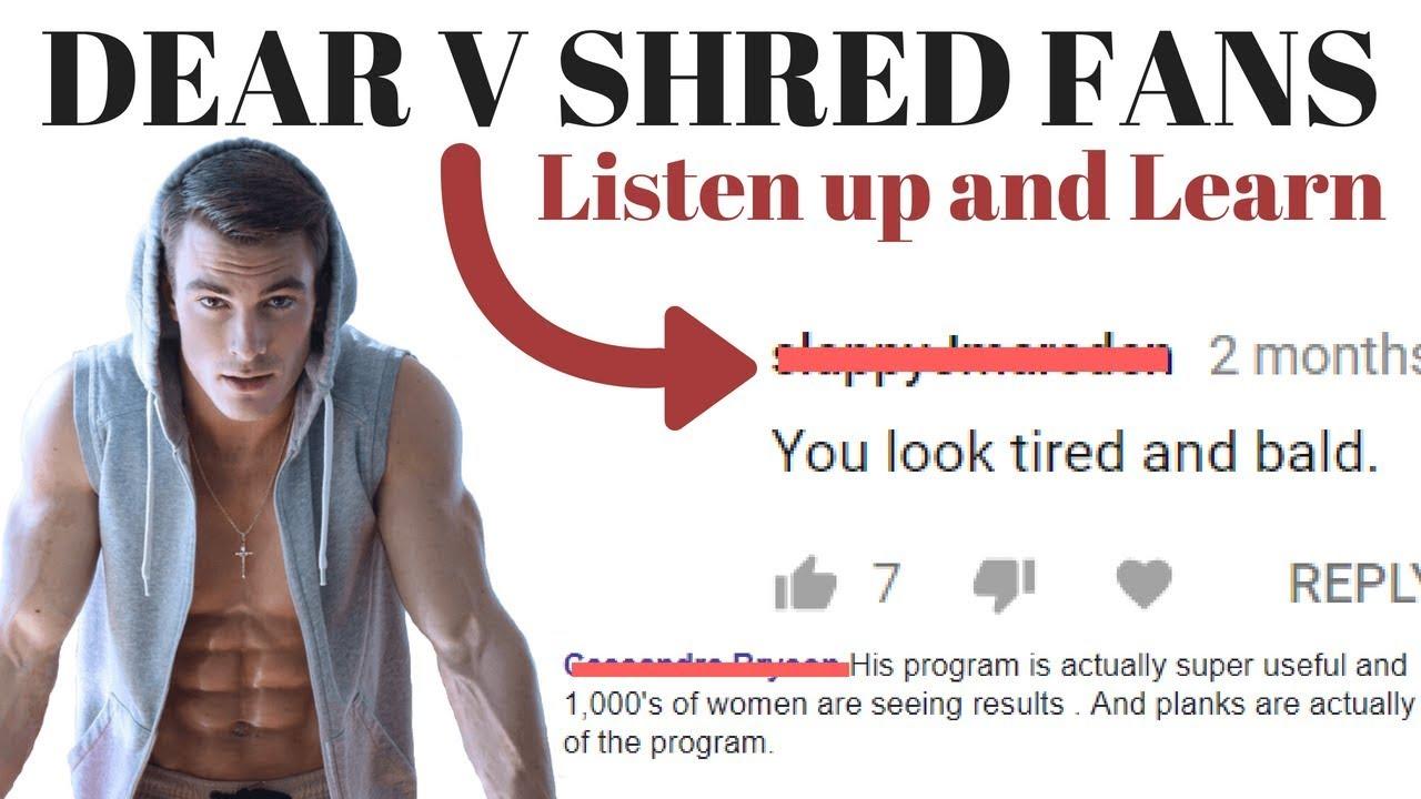 V Shred Pdf