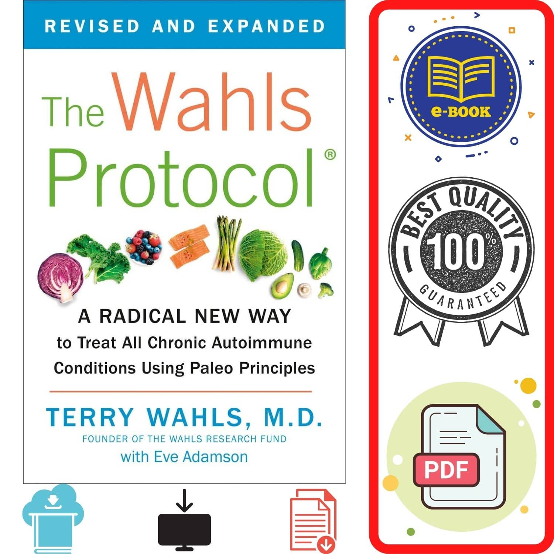 Wahls Protocol Pdf Level 1