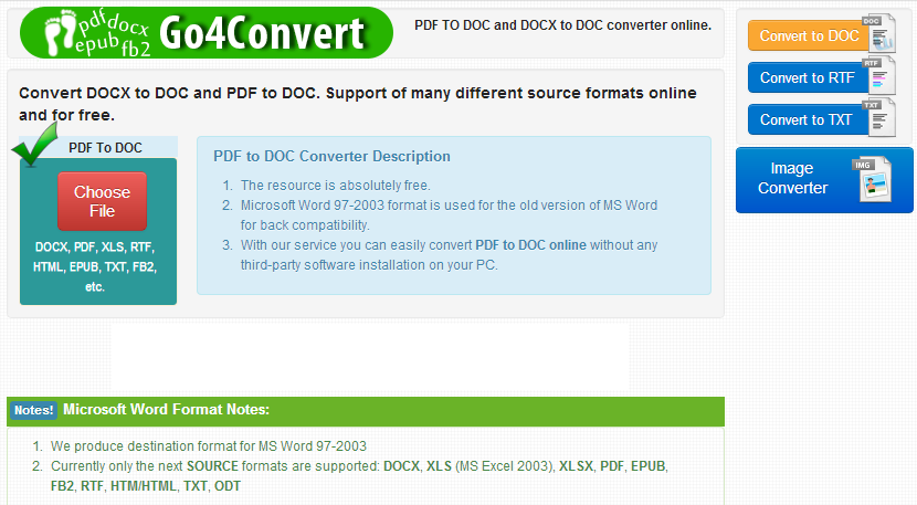 Wordpad To Pdf Converter