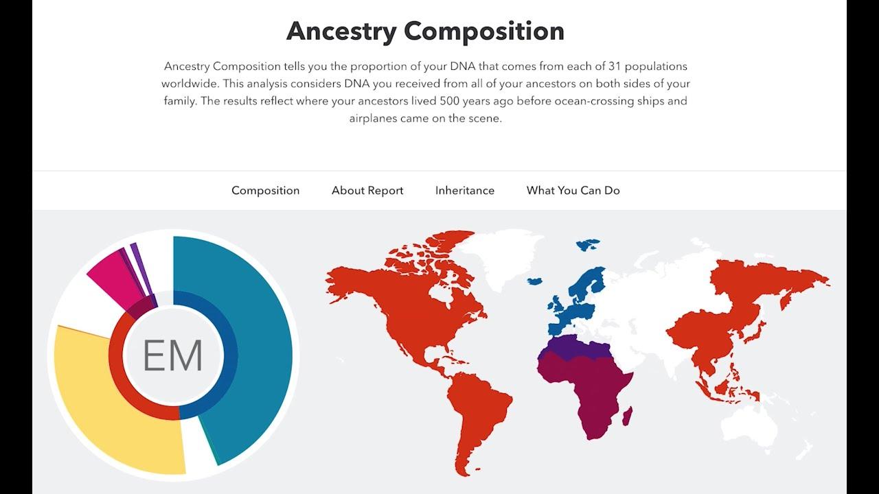23andme Sample Report Pdf