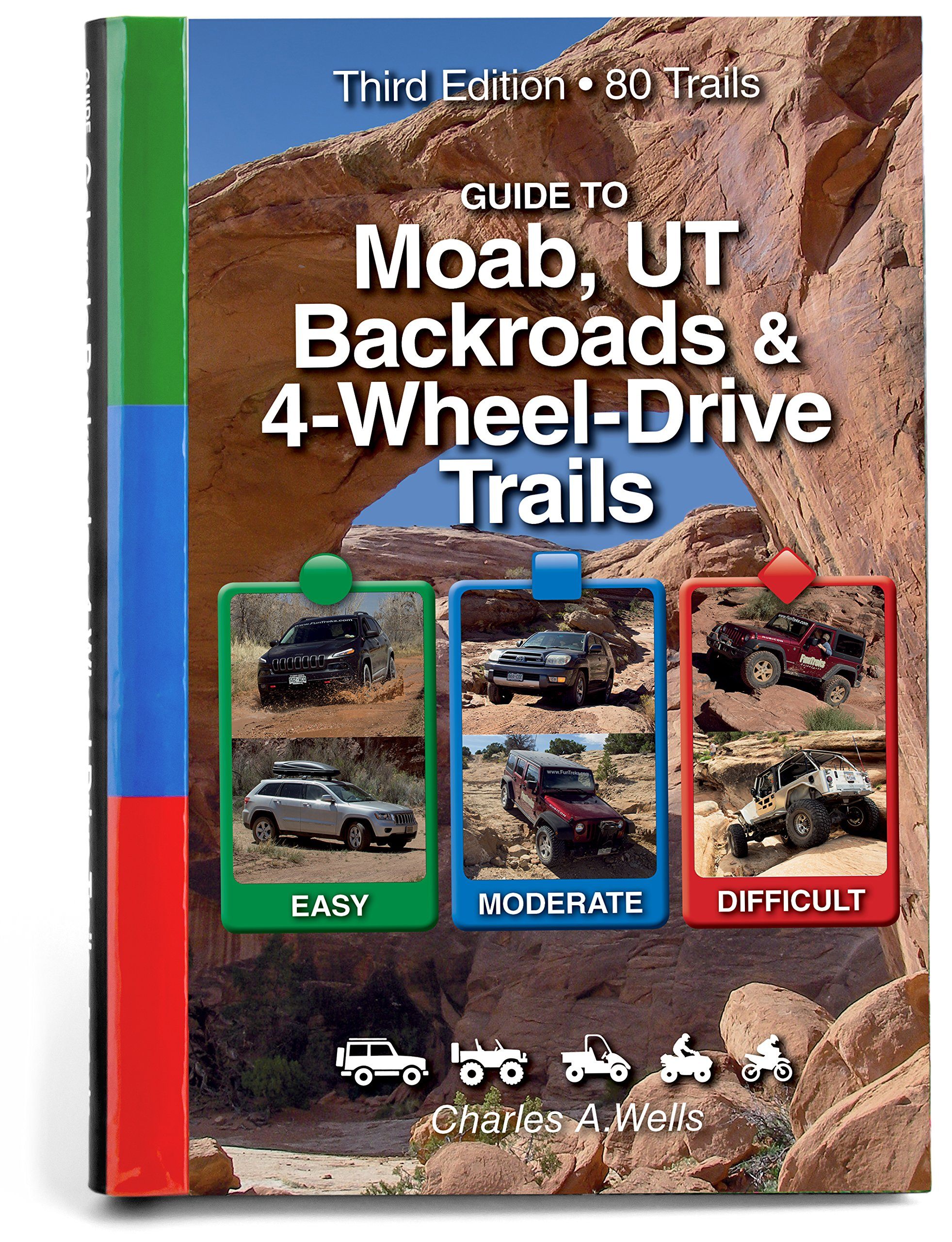 4x4 Trail Moab Trail Map Pdf