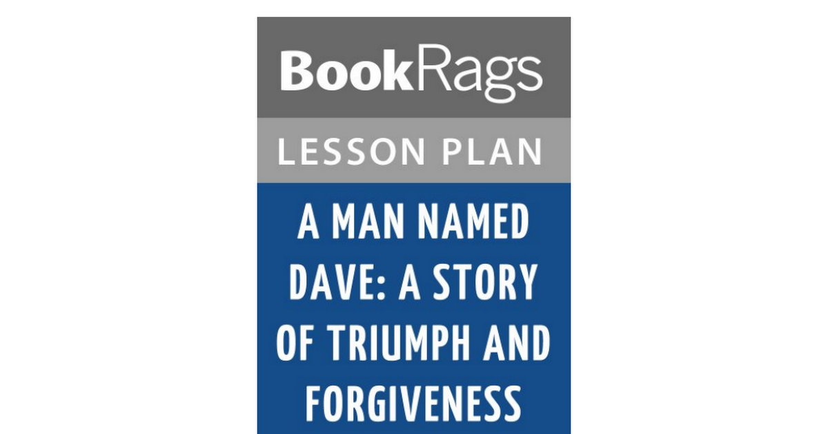 A Man Named Dave Pdf