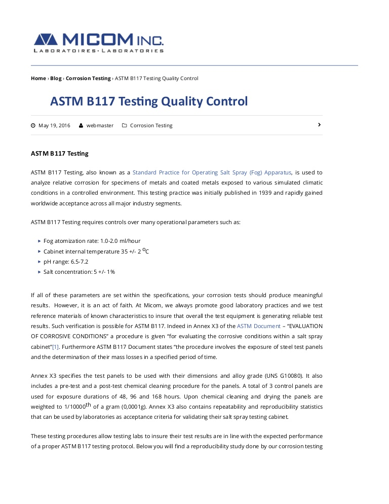 Astm B117 19 Pdf Free Download
