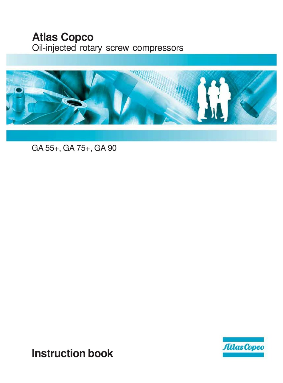 Atlas Copco Air Compressor Maintenance Manual Pdf Ga 160